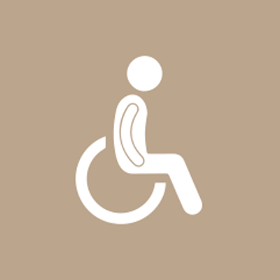 Camera Queen con accesso disabili